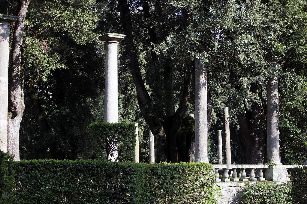 Вилла Ланте (Villa Lante)