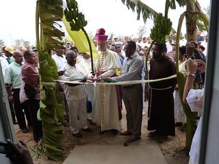 Inaugurazione dell'Ospedale in Madagascar