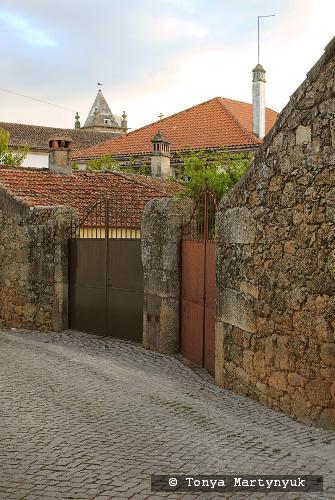 25 - провинция Португалии - маленькие города, посёлки, деревушки округа Каштелу Бранку