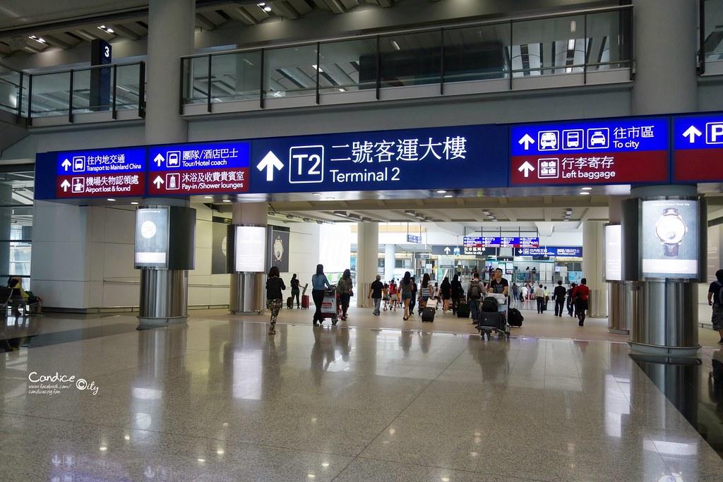 【2014港澳自由行】香港机场寄放行李