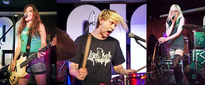 Deathcrush, Birmingham Glee Club, 26-5-14