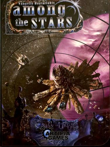 Among the Stars箱絵