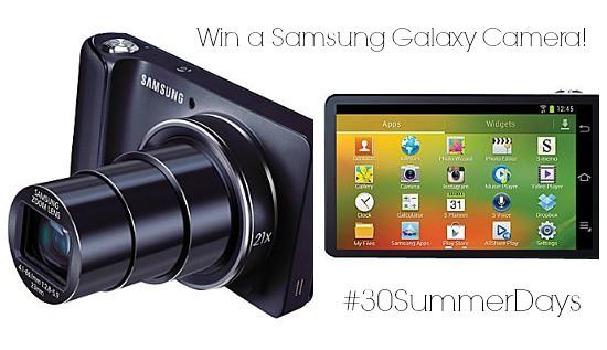 Hi Sugarplum | Samsung Galaxy Camera