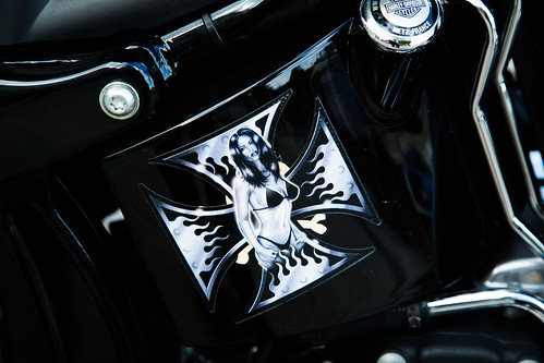 Harley Davidson - France - Lorraine - Verdun