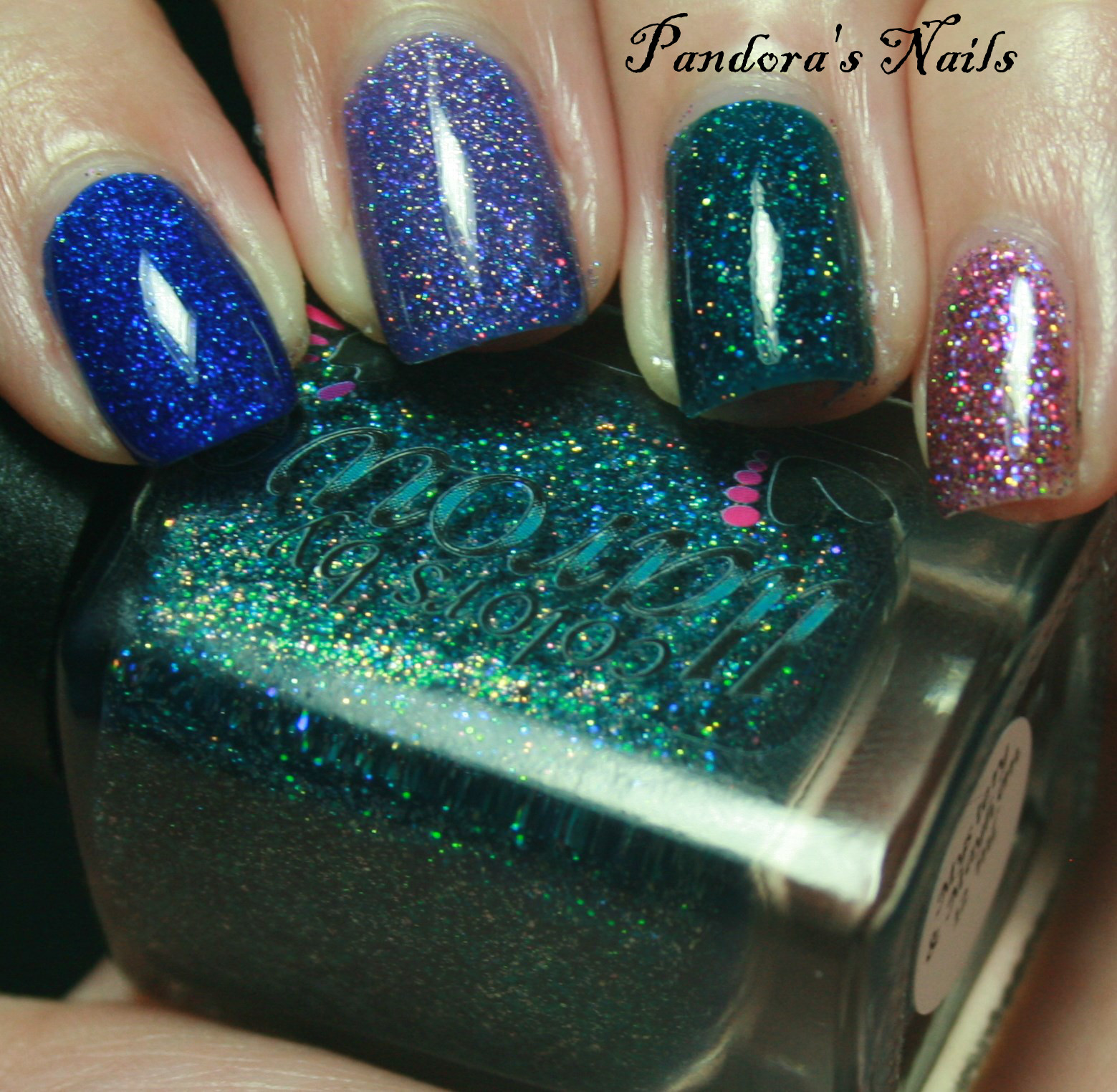 colors by llarowe summer 2014 glitters (2)