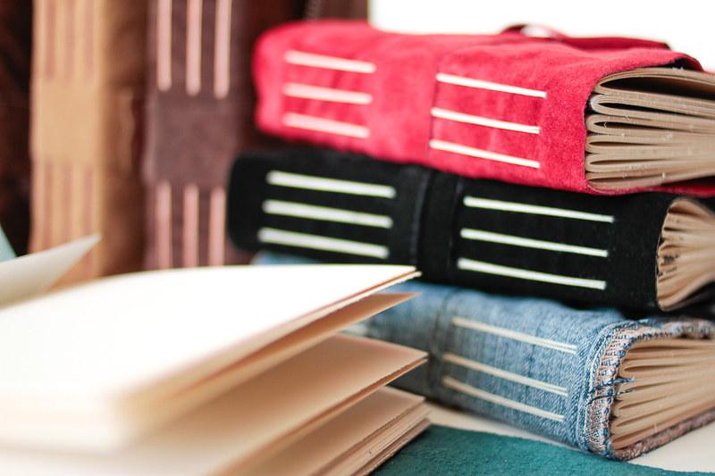 Handmade Books-1