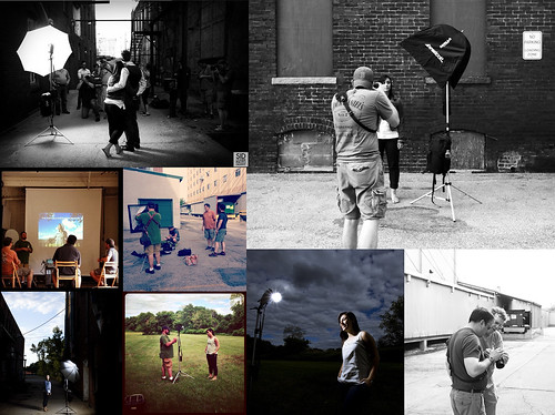 Portable Portrait Workshop • 06 21 14