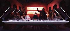 Abendmahl im Krieg der Sterne