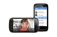 Skype mobile Android with video calling