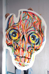Skull Project by Kenzo - Amsterdam