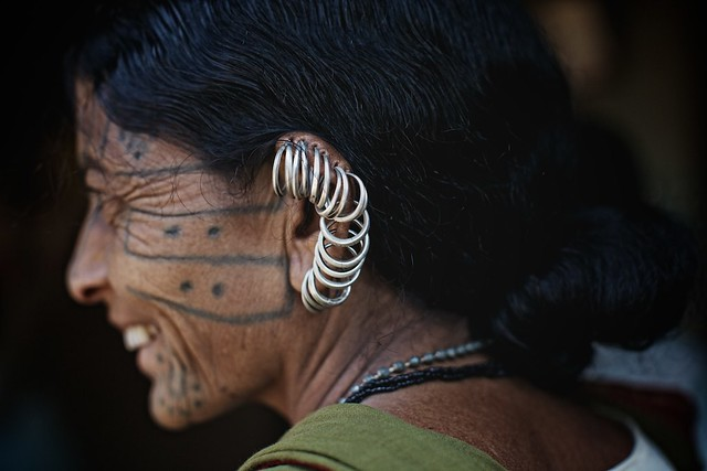 Desia Kondh tribe, Orissa, India - Tribes of the World