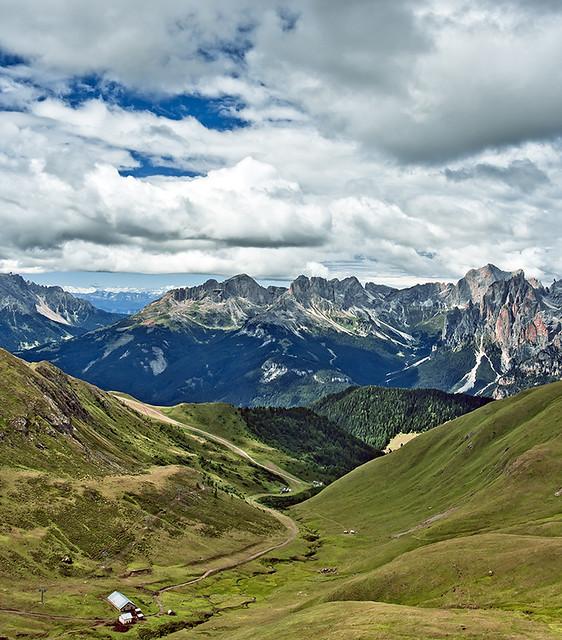 Landscape Italy Dream Dolomites