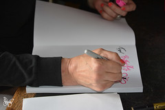 Patti Astor - Book signing