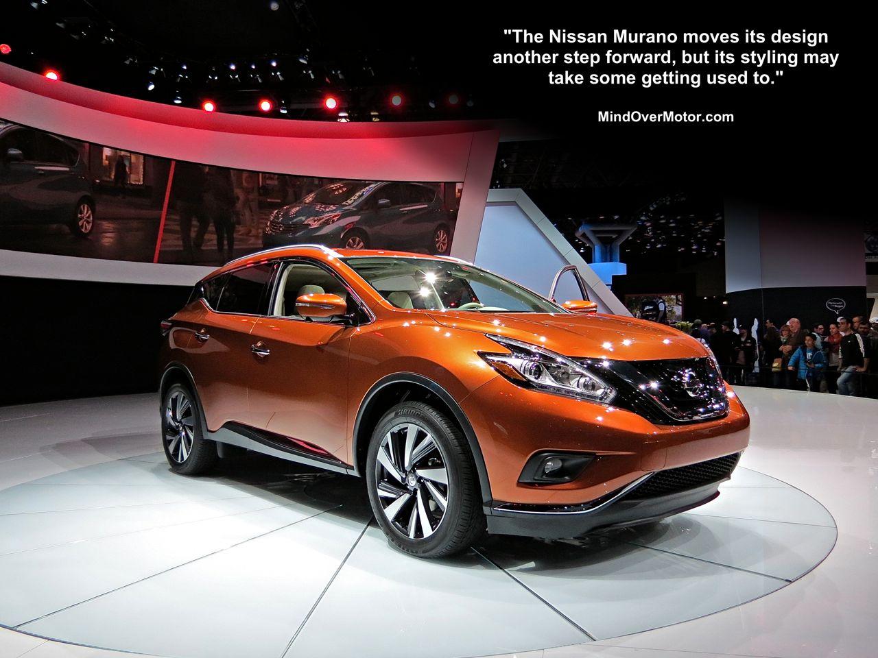 NYIAS 2 Nissan Murano