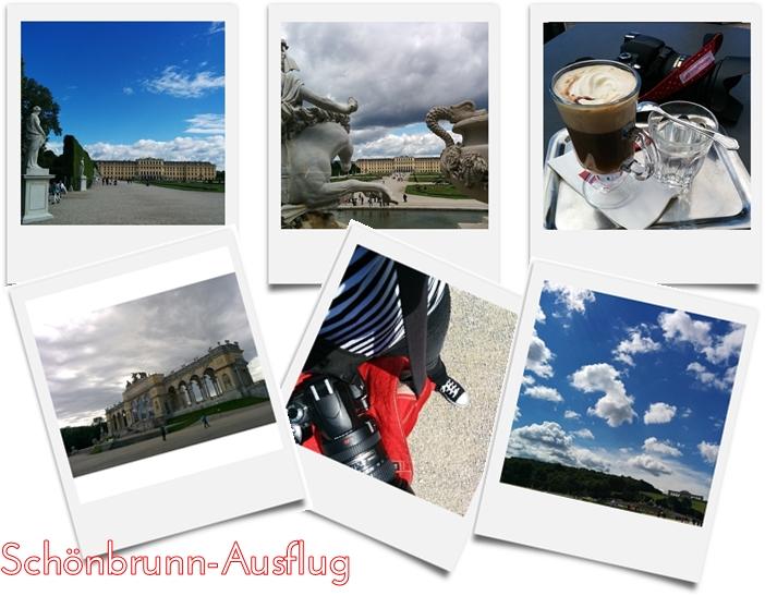Schönbrunn | Gloriette | Wien |Vienna