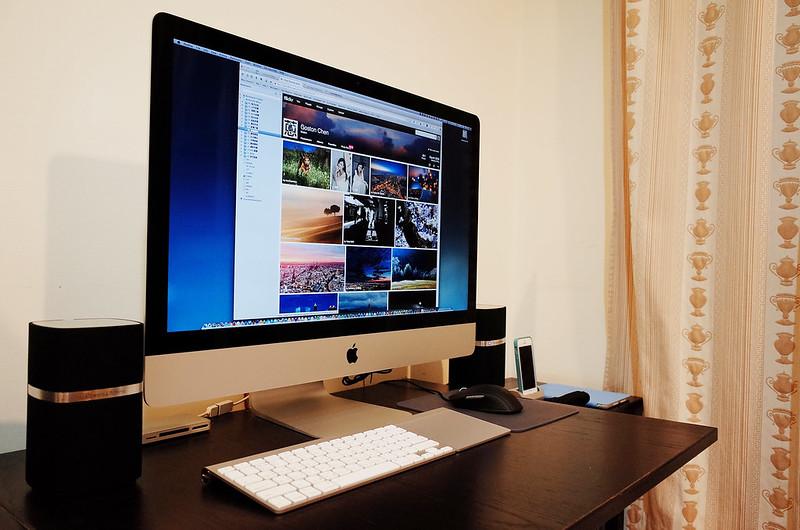 "2014.05.25 My New iMac 27"""