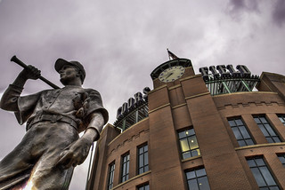 Coors Field Home