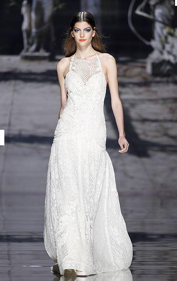 yolancris Barcelona Bridal Week 2014