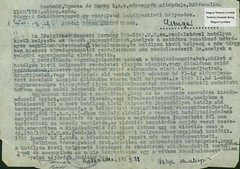 VII/6. Az alispán tájékoztatja a főszolgabírókat a zsidó törvények visszavonásáról, a származásuk miatt elbocsátott közalkalmazottak visszavételéről_0002