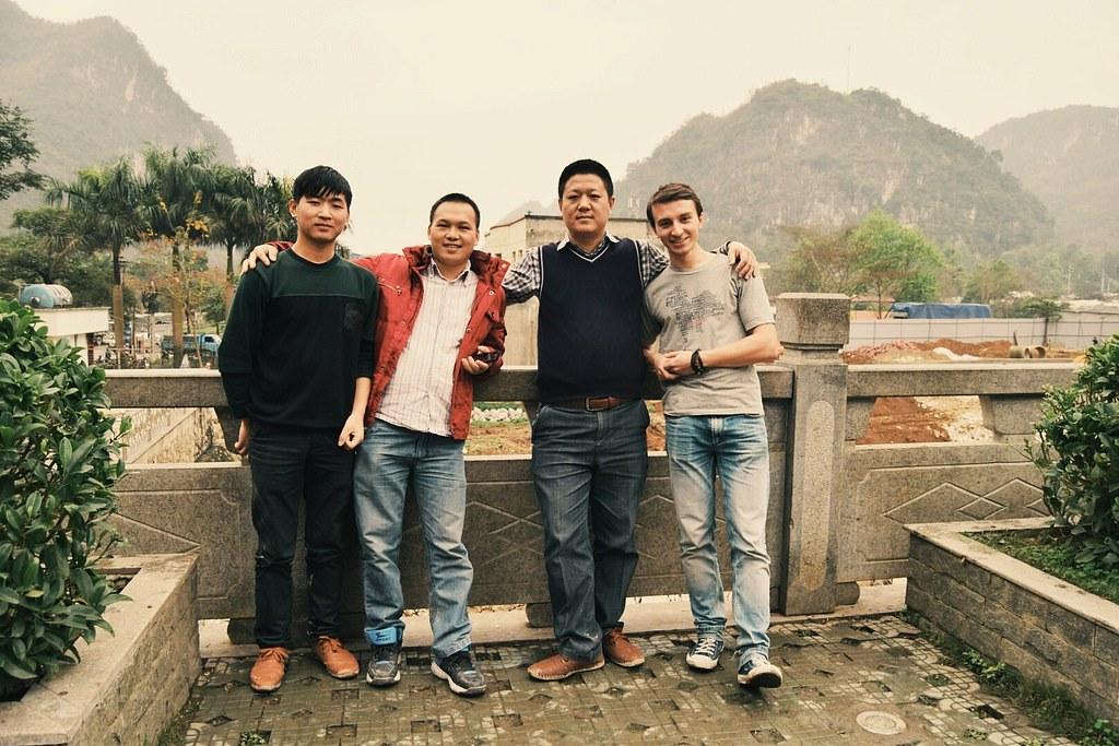 Автостоп в Китае