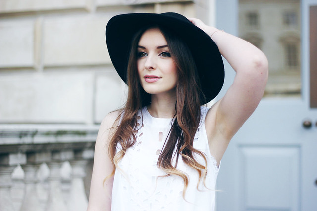 Outfit of the day ASOS hat