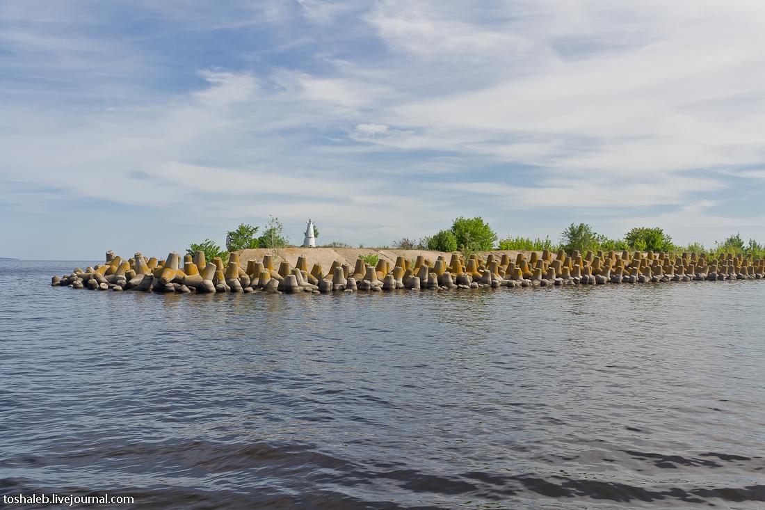 Куйбышевское водохранилище-73