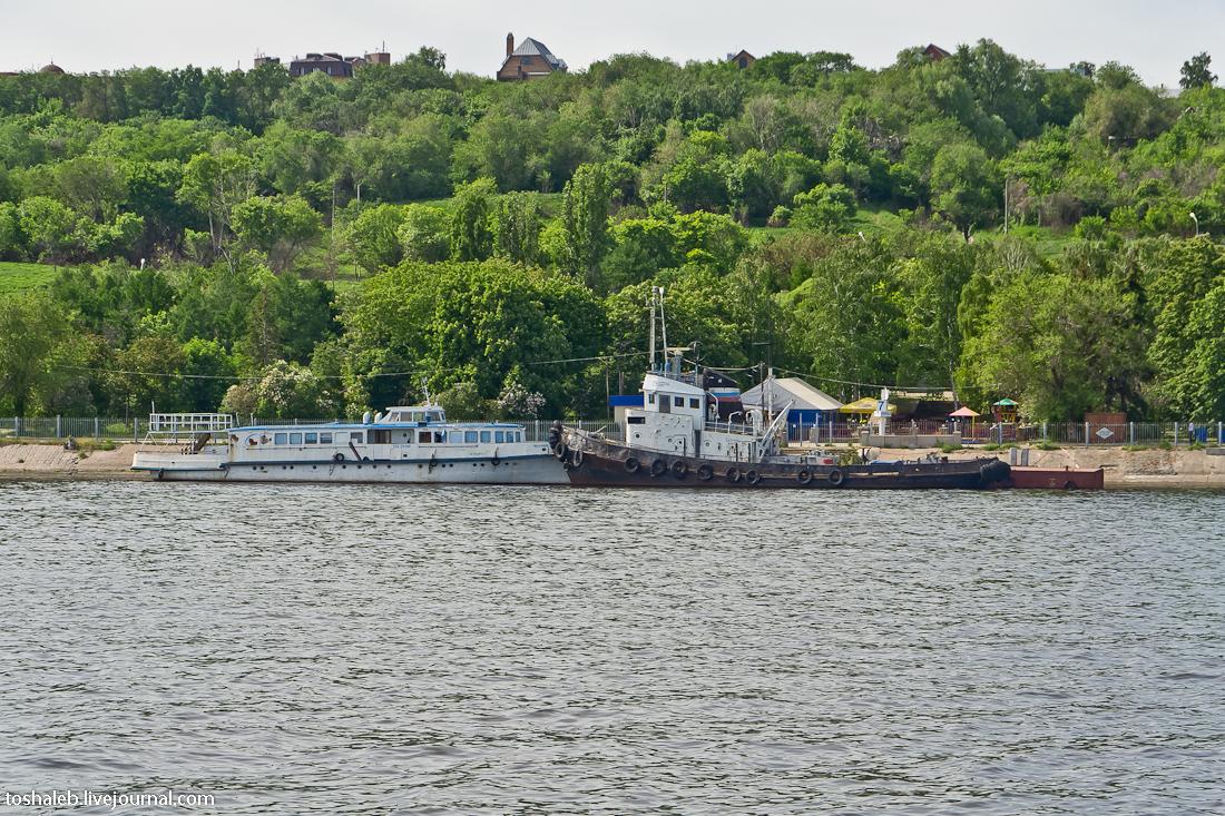 Куйбышевское водохранилище-12