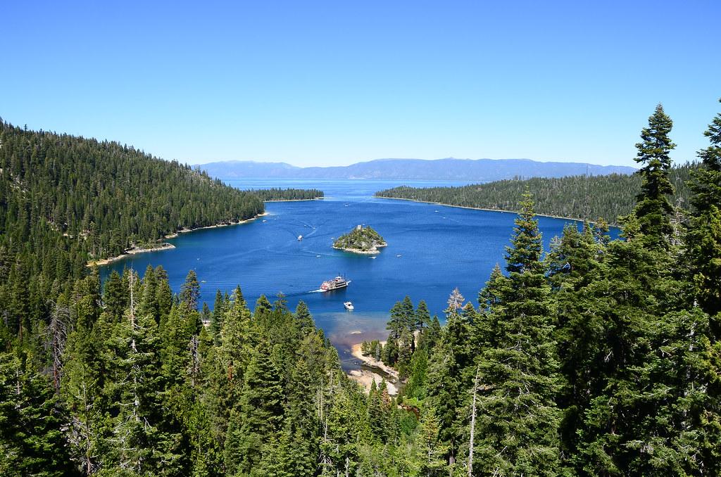 Lake Tohoe Emerald Bay