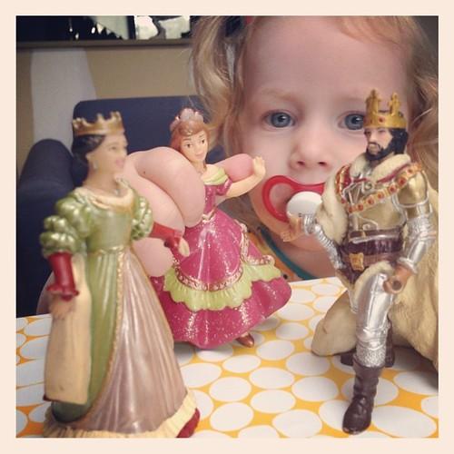 Dag3: De wondere wereld van prinsen en prinsessen #dezomervan2014