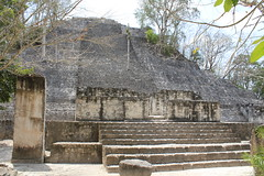 Calakmul, Structure I