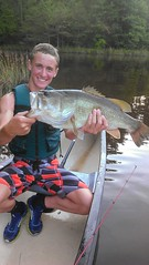 bass, fish, fishing, recreational fishing, jigging,