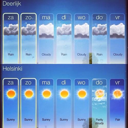 Bye crappy Belgium,  ...Hello Scandinavia!! #2 more days!!!