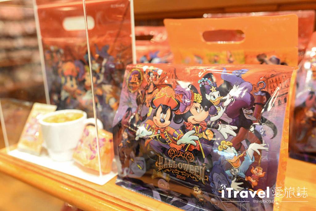 《东京迪斯尼海洋》Tokyo Disney Sea 15周年庆及万圣节同乐,交通、票券、游乐设备与限定商品推荐!