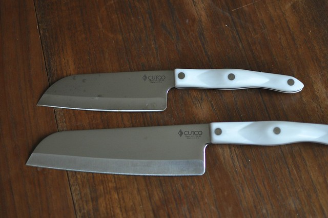 hello matching cutco knives