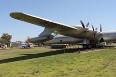 Triebwerke: Convair RB-36H Peacemaker