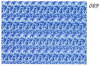 Crochet Stitch Glossary With Pictures : Crochet Patterns Book 300 (Stitch Guide/ Dictionary) Flickr - Photo ...