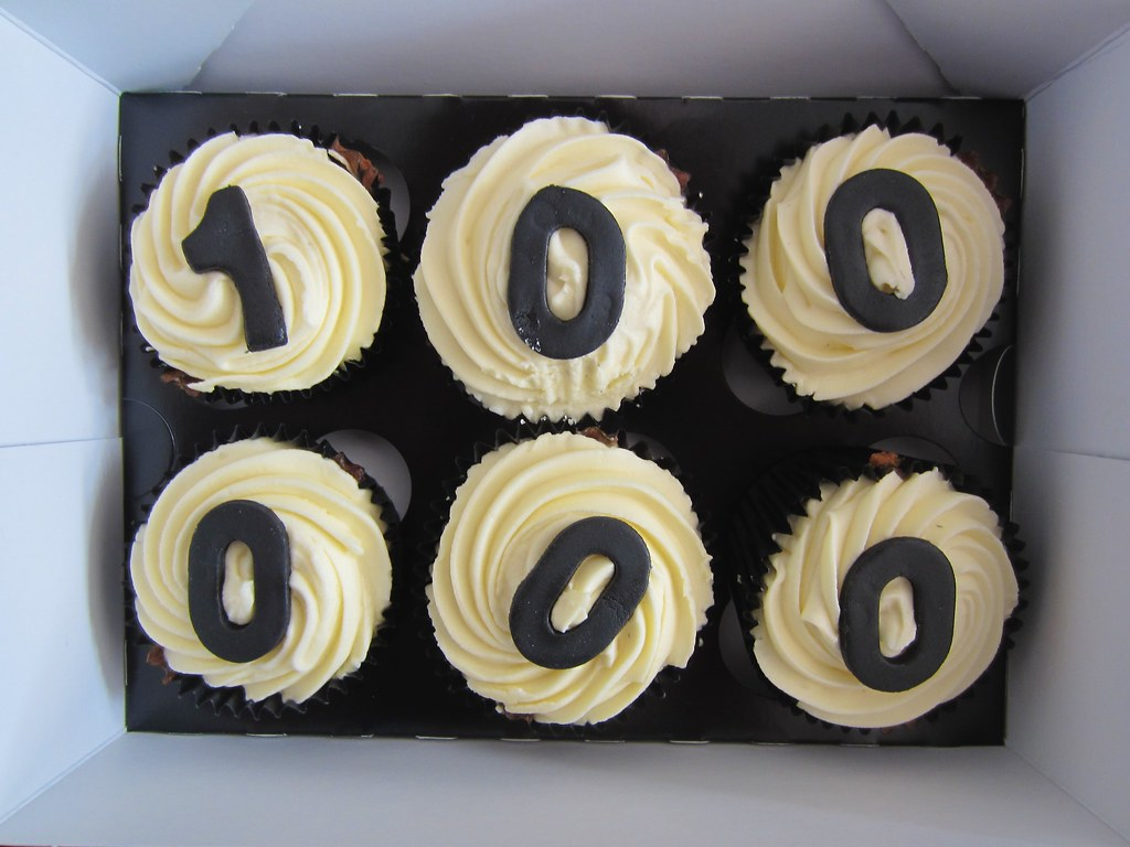 The CupCake 100000