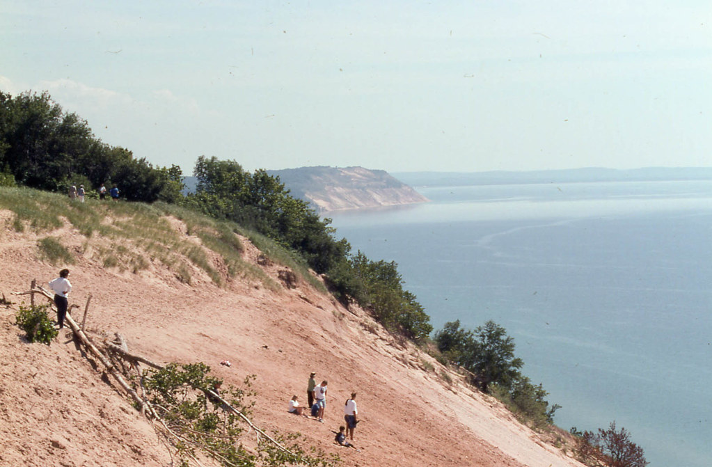 19970724 10 Sleeping Bear Dune, Michigan