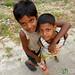 Young Boys Playing Cricket - Rajshahi, Bangladesh
