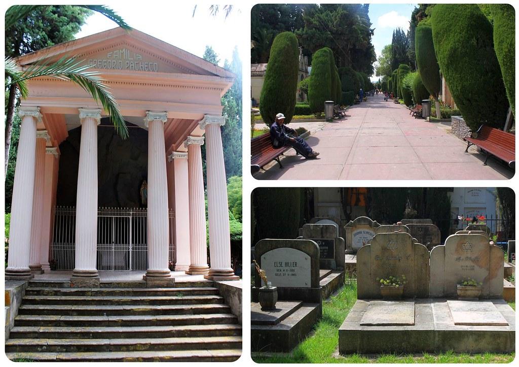 Cemetery Sucre Bolivia