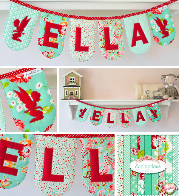 Mint bunting 600px