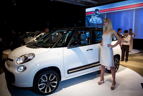 Multilanzamiento Fiat