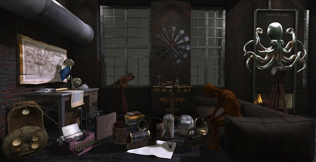 Phantomhive Manor: Devin's Lair