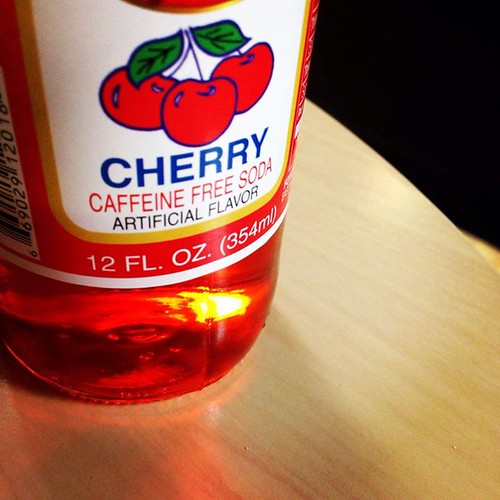 cherrysoda, cherry soda
