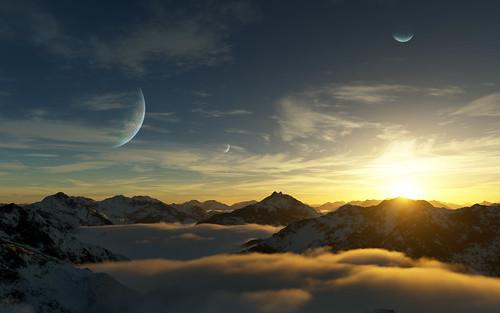 Most Habitable Alien Planets: Gliese 581d