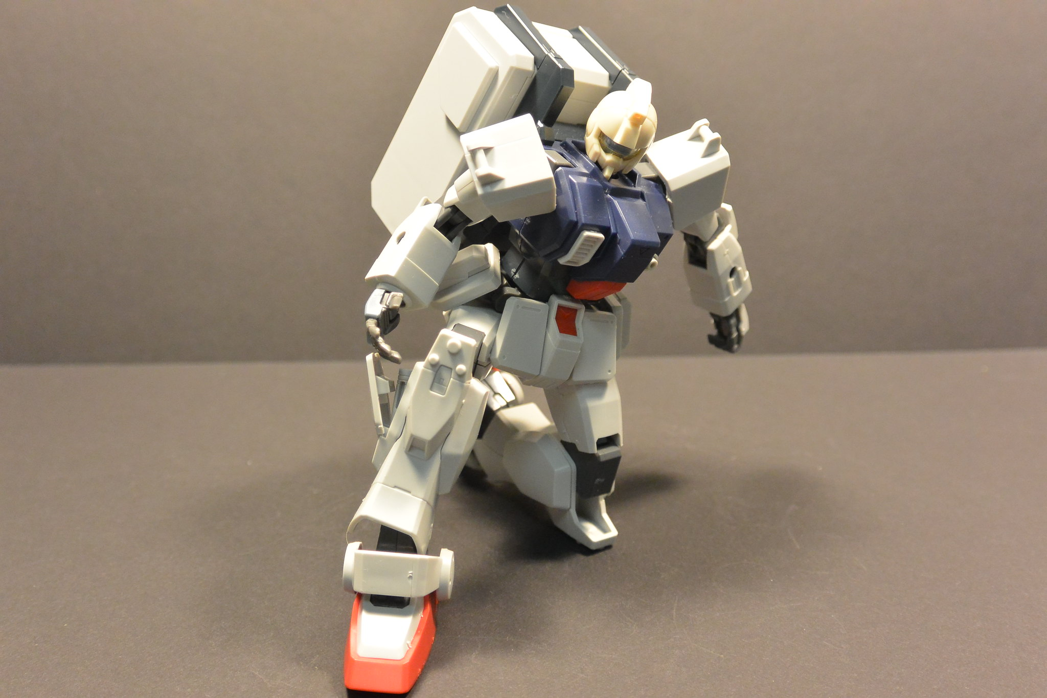Gundam For The Barrel: [Review] HG U.C. HARDGRAPH 1/144 GUNDAM THE GROUND WAR SET