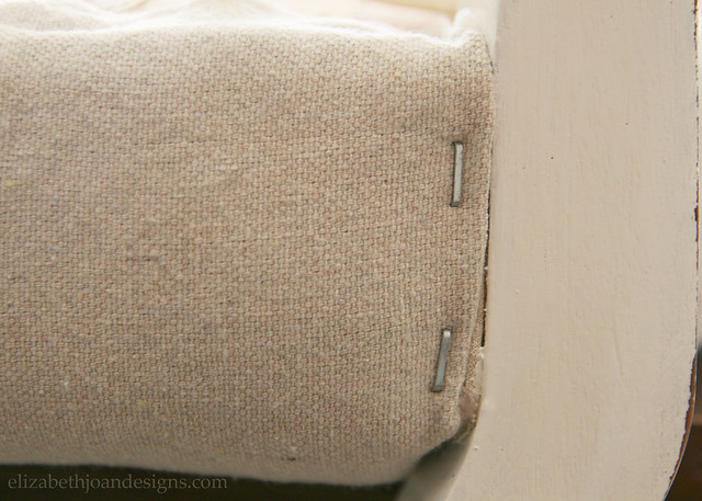 Chair Reupholstery 10