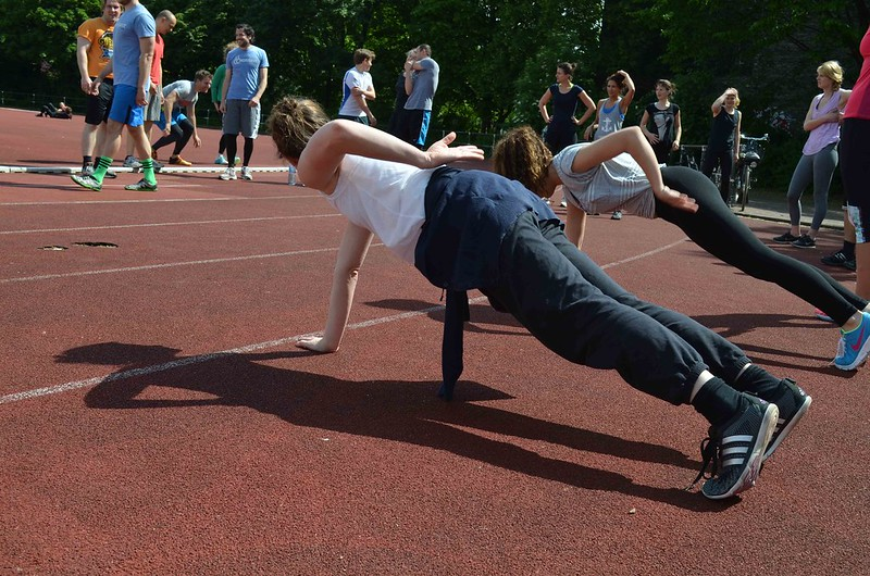 foto del ejercicio back touch