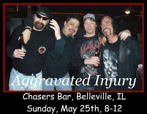 Aggravated Injury 5-25-14