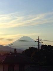 Mt.Fuji 富士山 5/18/2014